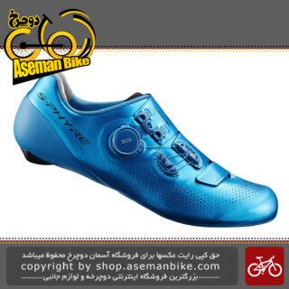 کفش دوچرخه سواری کورسی جاده لاک قفل شو برند شیمانو اس فایر آر سی 901 تی Shimano On-Road Lock Shoes S-PHYRE RC9T SH-RC901T WOMEN