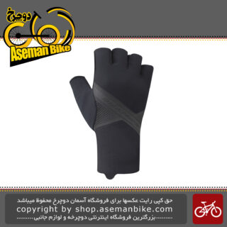 دستکش دوچرخه سواری برند شیمانو مدل نیم پنجه اس اس 11 ام S-PHYRE GLOVES CW-GLBS-SS11M