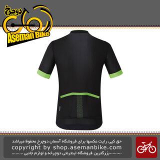 لباس دوچرخه سواری برند شیمانو پیراهن آستین کوتاه زد باد مدل اس فایر-اس اس 11 ام S-PHYRE SHORT SLEEVE JERSEY CW-JSRS-SS11M