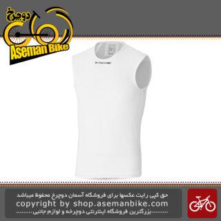 لباس دوچرخه سواری برند شیمانو اس فایر تیشرت آستین حلقه ای مدل اس اس 13 ام S-PHYRE SLEEVELESS BASE LAYER CW-BLBS-SS13M