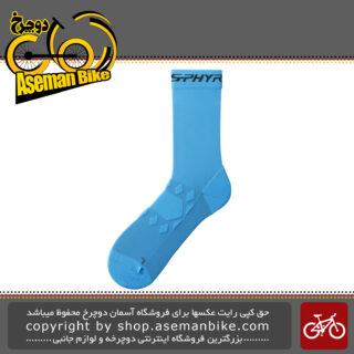 جوراب دوچرخه سواری برند شیمانو اس فایر مدل ساق بلند اس اس 31 یو S-PHYRE TALL SOCKS CW-SCBS-SS31U