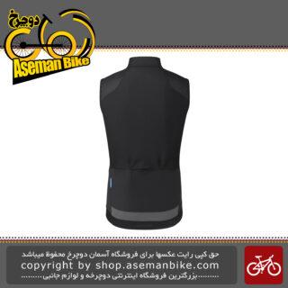 لباس دوچرخه سواری برند شیمانو ژاکت زد باد مدل اس فایر وایند وست-آر اس 12 ام S-PHYRE WIND VEST CW-JARW-RS12M