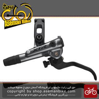 دسته ترمز دوچرخه برند شیمانو مدل ایکس تی آر-ام 9120 بی ال SHIMANO XTR Hydraulic Disc Brake Trail Lever I-SPEC EV Clamp Band