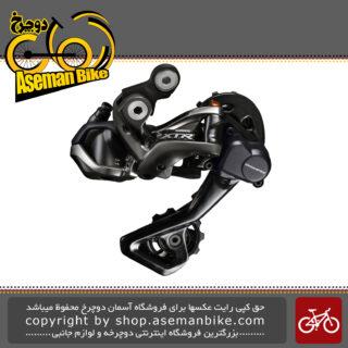 شانژمان برقی دوچرخه برند شیمانو مدل دی آی 2 ایکس تی آر-ام 9050 جی اس SHIMANO XTR Medium Cage DI2 Rear Derailleur 11-speed RD-M9050-GS