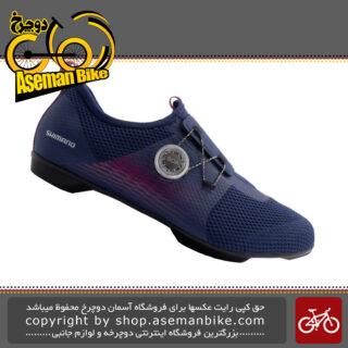 کفش دوچرخه سواری فضا سربسته شیمانو بانوان مدل آی سی 500 Shimano Indoor Shoes Women IC5 SH-IC500