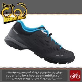 کفش دوچرخه سواری توریستی کوهستان شیمانو مدل ام تی 301 Shimano MOUNTAIN TOURING Shoes MT3 SH-MT301
