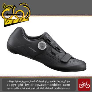 کفش دوچرخه سواری جاده کورسی برند شیمانو مدل آر سی 500 Shimano Onroad Shoes RC5 SH-RC500