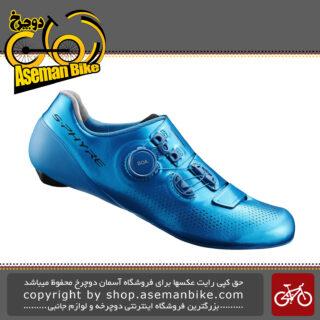 کفش دوچرخه سواری جاده کورسی برند شیمانو سری اس فایر مدل آر سی 901 تی Shimano Onroad Shoes S-PHYRE RC9T SH-RC901T