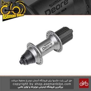 توپی عقب دوچرخه شیمانو ام 530 دیور Shimano Rear Hube DEORE M530
