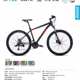 دوچرخه کوهستان برند ترینکس طرح ام 700 دی سایز 27.5 27 سرعته 2020 Trinx Mountain Bicycle M700D 27.5 27 Speed 2020