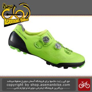 کفش دوچرخه سواری کورسی جاده لاک قفل شو برند شیمانو اس فایر ایکس سی 901 Shimano On-Road Lock Shoes XC9 SH-XC901