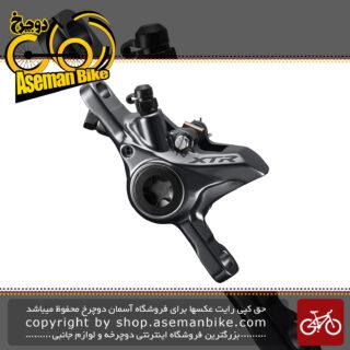 کالیپر ترمز هیدرولیک دوچرخه برند شیمانو مدل ایکس تی آر-ام 9100 XTR Hydraulic Disc Brake 2-Piston Caliper BR-M9100