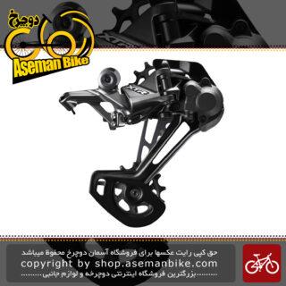 شانژمان دوچرخه برند شیمانو مدل ایکس تی آر-ام 9100 اس جی اس XTR Long Cage Rear Derailleur 12-speed M9100SGS