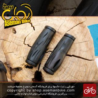 گریپ دوچرخه برند نوین طرح ژله کد 072 Bicycle Grip Novin Brand Gel 072