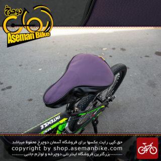 روکش صندلی ابری چرم مصنوعی Bicycle Saddle Cover