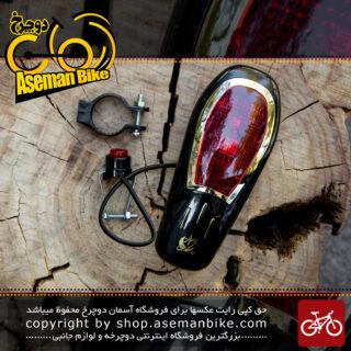 بوق و چراغ دیجیتال دوچرخه برند زینگ چنگ مدل ایکس سی 208 Xing Cheng Bicycle Horn And Light XC-208