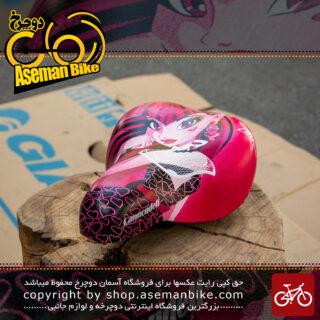 زین دوچرخه بچه گانه برند کنندل طرح دخترانه کد 013 Kids Bicycle Cannondell Brand 013