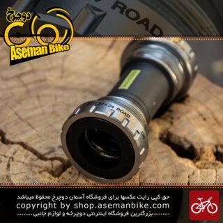 طبق قامه دوچرخه برند شیمانو سری 105 کورسی جاده مدل اف سی 5600 Shimano Brand Crankset 105 FC-5600