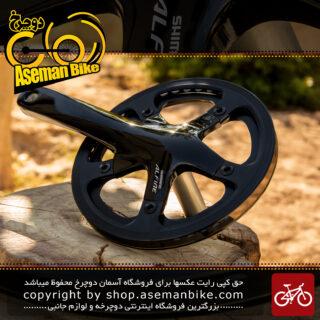 طبق قامه دوچرخه شیمانو مدل الفاین اس 500 Shimano Alfine Crankset S500