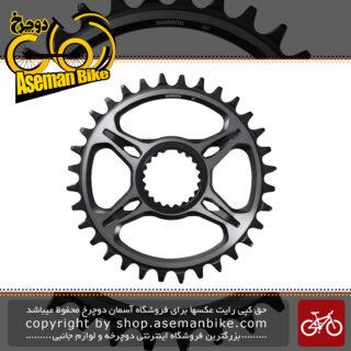 سینی طبق دوچرخه برند شیمانو مدل ایکس تی آر-سی آر ام 95 XTR Chainring 12-speed
