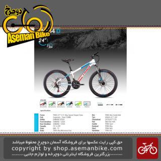 دوچرخه کوهستان برند ترینکس طرح ام 134 دی سایز 24 21 سرعته 2019 Trinx Mountain Bicycle M134D 24 21 Speed 2019