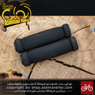 گریپ فومی دوچرخه برند وایب مدل 603 اس 10 Bicycle Grip Vibe Brand Code 603S10