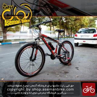 دوچرخه کوهستان ویوا مدل اکسیژن سایز 26 21 دنده Mountain Bicycle Viva Oxygen 26 21Speed