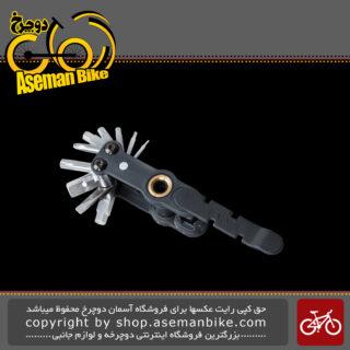 ست دسته ابزار مینی مخصوص دوچرخه پرو با نازل س او 2 مدل 0075 PRO Mini Tool CO2 Inflator PRTL0075
