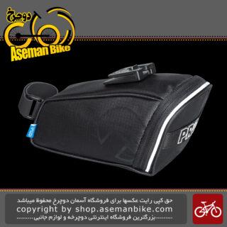 کیف پشت زین دوچرخه پرو مدل کیو آر 0034 PRO QR Saddlebag Mini Medi Maxi Maxi Plus PRBA0034
