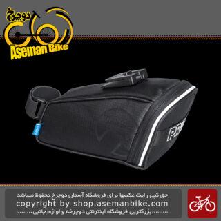 کیف بند دار پشت زین دوچرخه پرو مدل 0033 PRO Strap Saddlebag Mini Medi Maxi PRBA0033