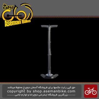 تلمبه زمینی دوچرخه پرو مدل تیم مخصوص تیوبلس 0088 PRO Team Floorpump Tubeless PRPU0088