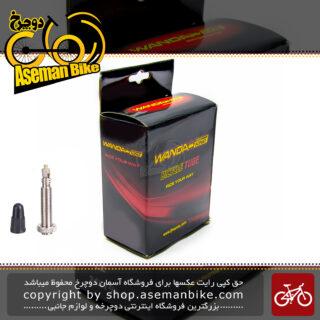 تیوپ دوچرخه برند وندا کینگ سایز 27.5 اینچ با پهنای 2.30 الی 2.50 والف پرستا سوزنی فرانسوی 48 میلیمتری Wanda King Tube 27.5×2.30/2.50 Persta FV 48 mm