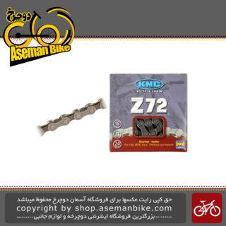 زنجیر دوچرخه کوهستان کی ام سی مدل زد 72 7 تا 8 سرعته KMC Bicycle Chain Z72 7/8 Speed