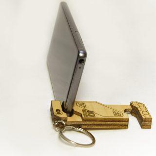 پایه نگهدارنده گوشی موبایل مشکی برند مدل SLR