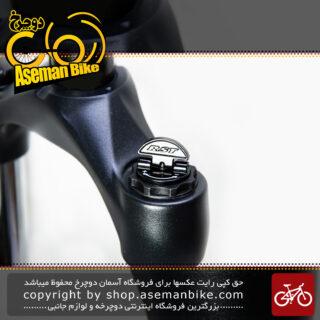 دوشاخ جلو دوچرخه آر اس تی  مدل اتک سایز 26 قفل کن دار تنظیمی Fork Bicycle RST ATACK