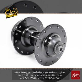 توپی جلو دوچرخه جاینت آلومینیومی 32 سوراخ 6 پیچ Front Hub Giant orgiranl disc 6 bolt 32 hole