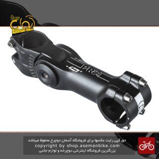 کرپی ریگلاژی تنظیمی فرمان دوچرخه برند پرو مدل ال تی 110 میلیمتری با قطر 31.8 PRO 110 Mm LT Stem Ø 31.8 Mm Adjustable Black