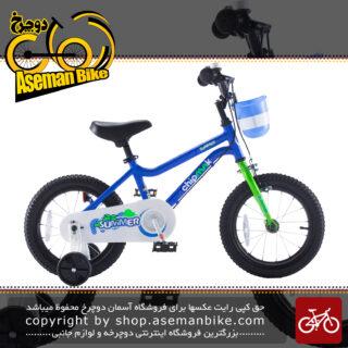 دوچرخه شهري قناري مدل سامر سايز 16 Canary City Bicycle Summer 16