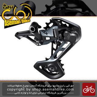 شانژمان دوچرخه شیمانو ۱۲ سرعته دنده کوهستان اس ال ایکس ام 7100 Shimano RD M7100 SLX SGS 12 Speed Made in Japan