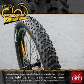 لاستیک تایر دوچرخه فت بایک سایز 26 در 4.00 Tire Bicycle Fat Bike 26x4.0 IRIDE LG