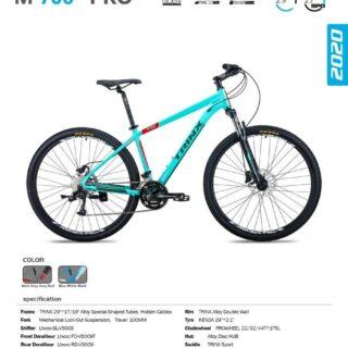 دوچرخه کوهستان برند ترینکس طرح ام 700 دی سایز 29 27 سرعته 2020 Trinx Mountain Bicycle M700D 29 27 Speed 2020