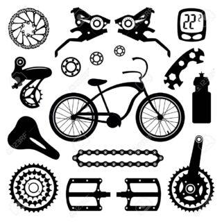 .قطعات دوچرخه