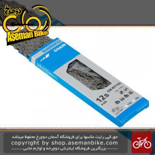 زنجیر دوچرخه شیمانو 12 سرعته اس ال ایکس سی ان - ام 7100 Shimano SLX CN-M7100 12-Speed MTB Chain