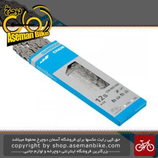 زنجیر دوچرخه شیمانو 12 سرعته ایکس تی سی ان - ام 8100 Shimano XT CN-M8100 12-Speed MTB Chain