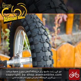 لاستیک دوچرخه بچگانه شهری وایب با سایز 12 در 2.40 عاج درشت VIBE Speed Bicycle Tire Size 12X2.40