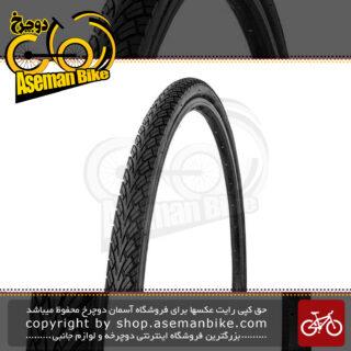 لاستیک تایر دوچرخه شهری توریستی وایب 28 سایز 700 در 45 سی VIBE Bike City Tyre 700x45c 28x1 5-8 x 1 3-8