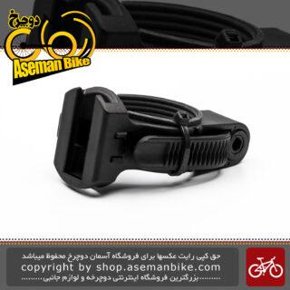 قفل اطمینان دوچرخه جاینت مدل استرایت سفید آسان نصب Giant Bicycle Sure-Lock Straight White