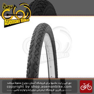 لاستیک تایر دوچرخه شهری توریستی وایب ۲۸ سایز ۷۰۰ در 38 سی VIBE Bike City Tyre 700x38c 28×1 5-8 x 1 3-8