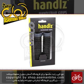گریپ سردسته دوچرخه برند ولو مدل وی ال جی 1661 دی 2 آلن خور قفلی Velo Handlz Handlebar Grips VLG 1661D2