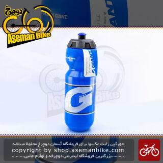 بطری آب دوچرخه جاینت مدل گو فلو آبی Giant Bicycle Bottle GoFlo Blue